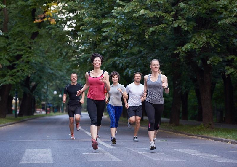 exercício aeróbico