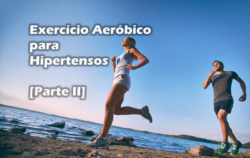 exercícios aeróbicos para hipertensos
