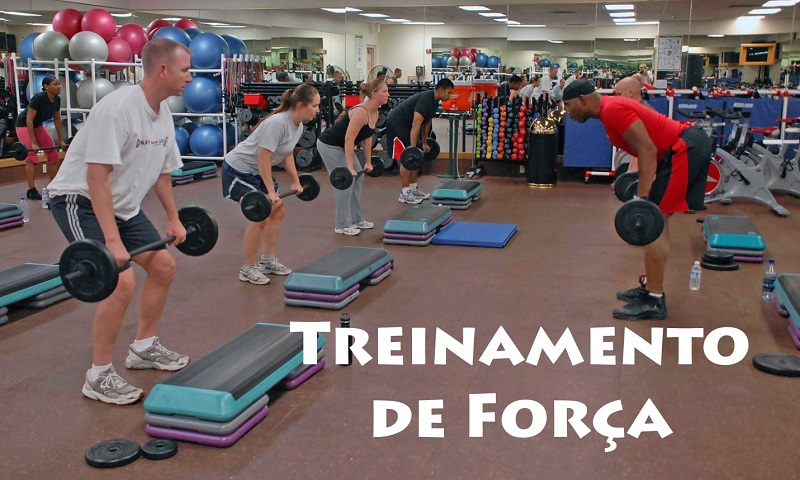 treinamento de força