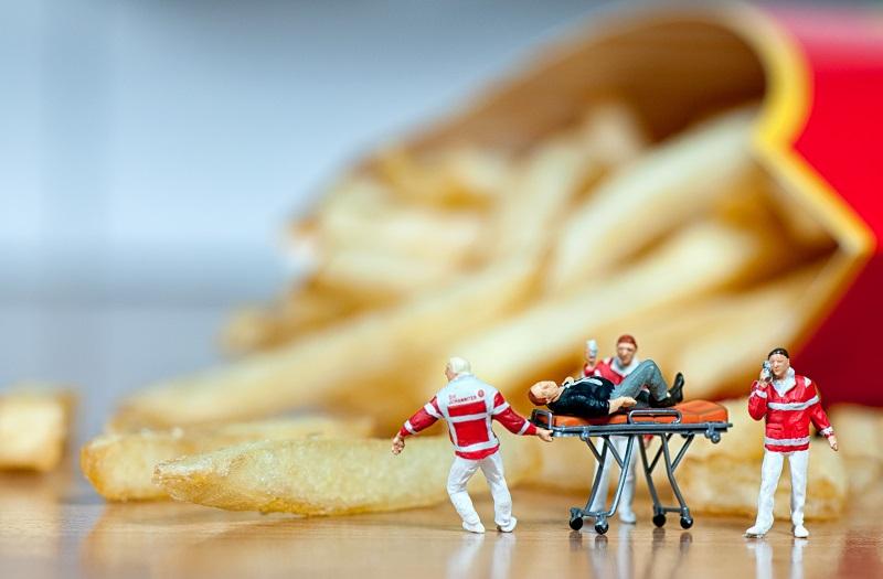 obesidade e colesterol