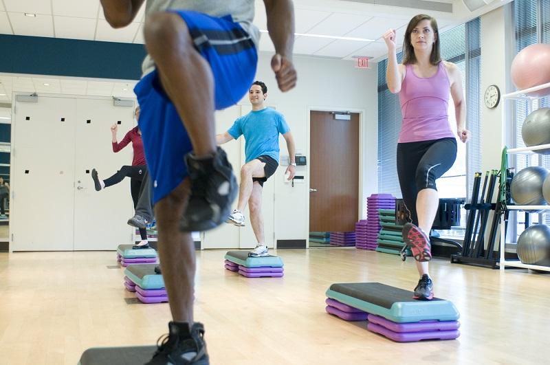 ginástica aeróbica exercício aeróbico